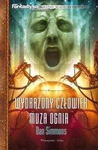 Okładka książki Wydrążony człowiek / Muza ognia