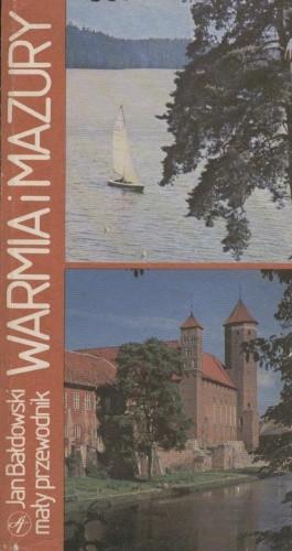 Okładka książki Warmia i Mazury. Mały przewodnik