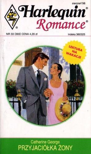 Okładka książki Przyjaciółka żony