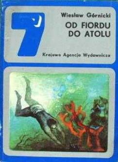 Okładka książki Od fiordu do atolu