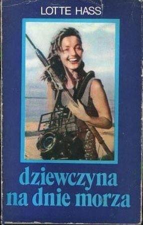 Okładka książki Dziewczyna na dnie morza