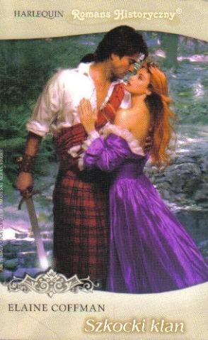 Okładka książki Szkocki klan