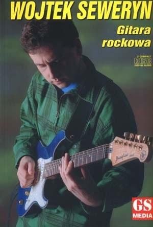 Okładka książki Gitara rockowa