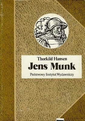 Okładka książki Jens Munk