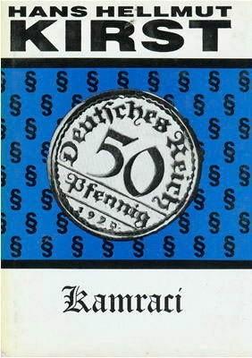 Okładka książki Kamraci
