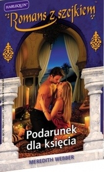 Okładka książki Podarunek dla księcia