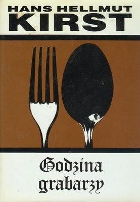 Okładka książki Godzina grabarzy