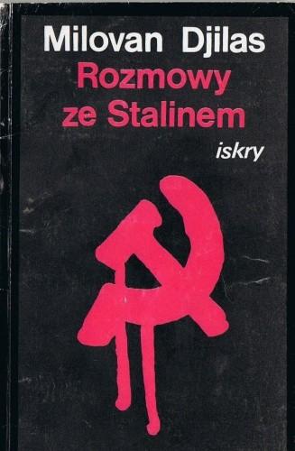 Okładka książki Rozmowy ze Stalinem