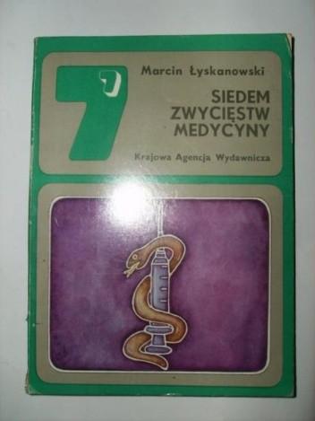 Okładka książki Siedem zwycięstw medycyny