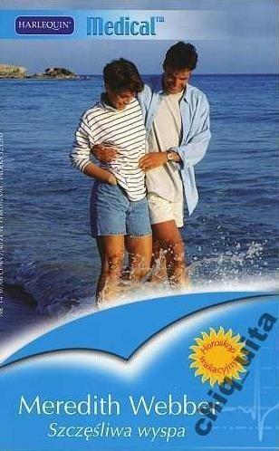 Okładka książki Szczęśliwa wyspa
