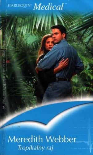 Okładka książki Tropikalny raj