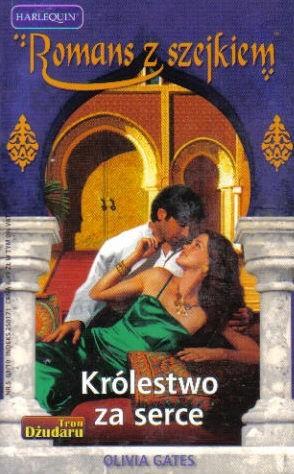 Okładka książki Królestwo za serce