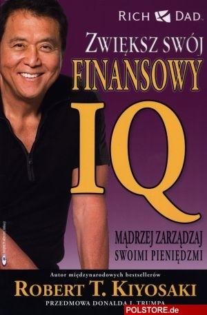 Okładka książki Zwiększ swój finansowy IQ