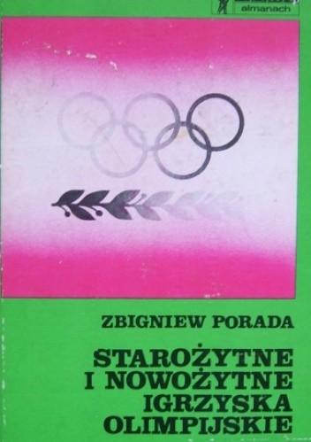 Okładka książki Starożytne i Nowożytne Igrzyska Olimpijskie