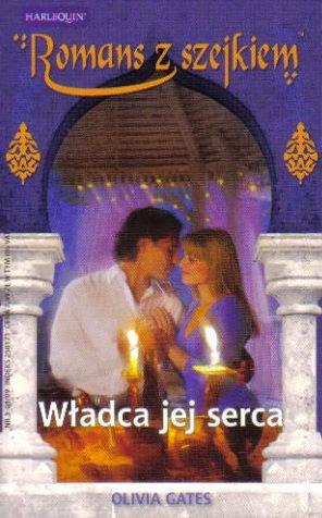 Okładka książki Władca jej serca