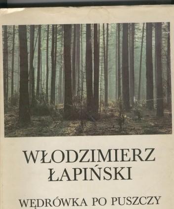 Okładka książki Wędrówka po puszczy