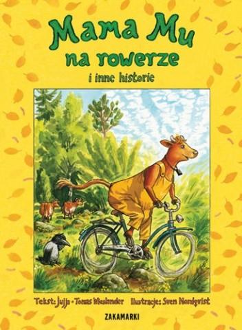 Okładka książki Mama Mu na rowerze i inne historie