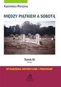 Okładka książki Wydarzenia historyczne i przemiany (środa)