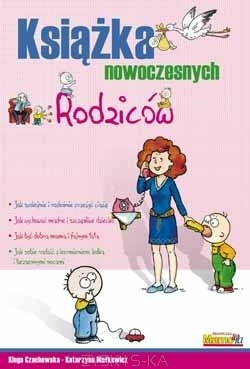Okładka książki Książka nowoczesnych Rodziców