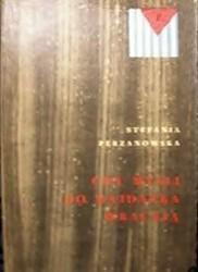 Okładka książki Gdy myśli do Majdanka wracają
