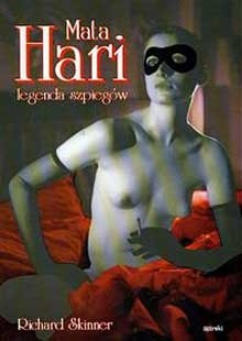Okładka książki Mata Hari. Legenda szpiegów
