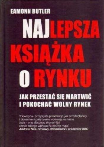 Okładka książki Najlepsza książka o rynku