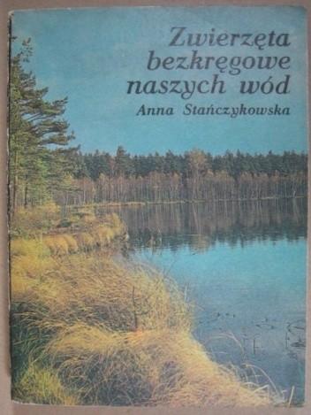 Okładka książki Zwierzęta bezkręgowe naszych wód