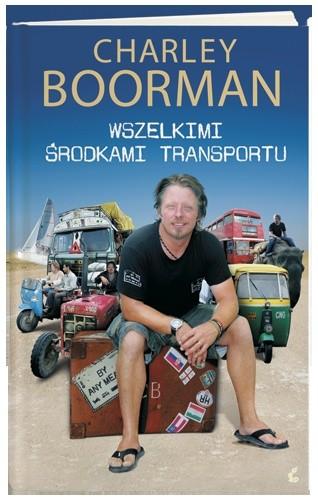 Okładka książki Wszelkimi środkami transportu