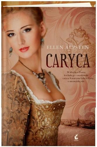 Okładka książki Caryca