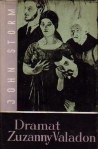 Okładka książki Dramat Zuzanny Valadon