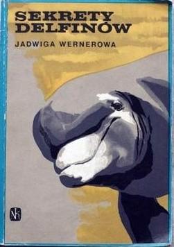 Okładka książki Sekrety delfinów
