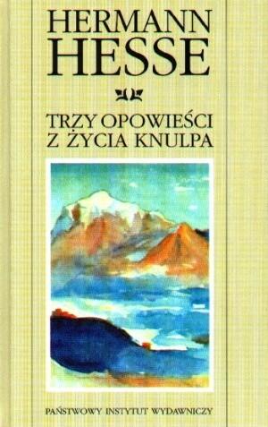 Okładka książki Trzy opowieści z życia Knulpa