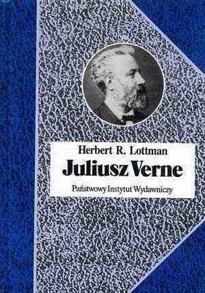 Okładka książki Juliusz Verne