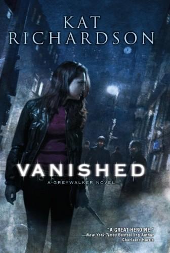 Okładka książki Vanished
