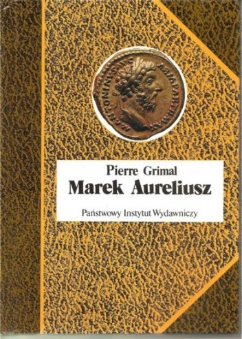 Okładka książki Marek Aureliusz