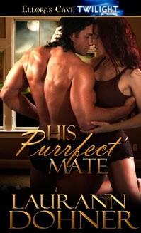 Okładka książki His Purrfect Mate