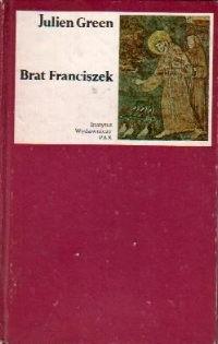 Okładka książki Brat Franciszek