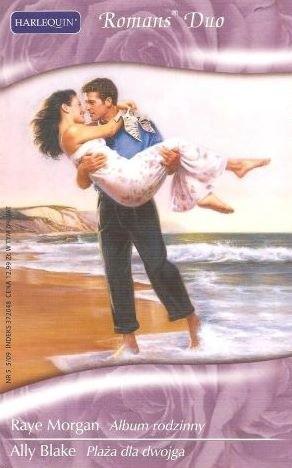 Okładka książki Album rodzinny. Plaża dla dwojga