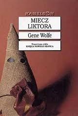 Okładka książki Miecz Liktora