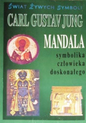 Okładka książki Mandala - symbolika człowieka doskonałego