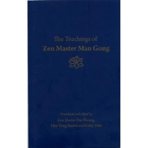 Okładka książki The Teachings of Zen Master Man Gong