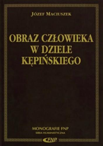 Okładka książki Obraz człowieka w dziele Kępińskiego