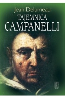 Okładka książki Tajemnica Campanelli
