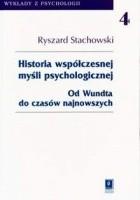 Historia współczesnej myśli psychologicznej