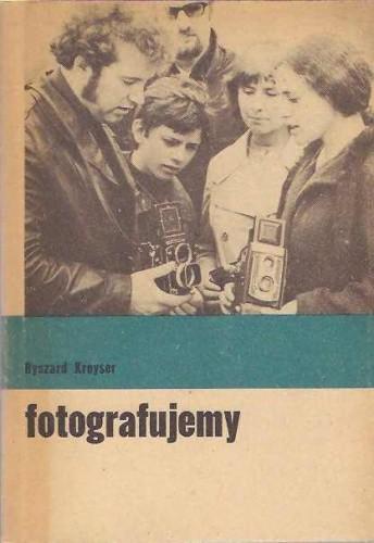 Okładka książki Fotografujemy