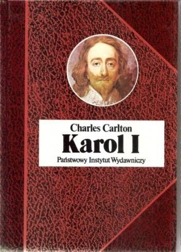 Okładka książki Karol I