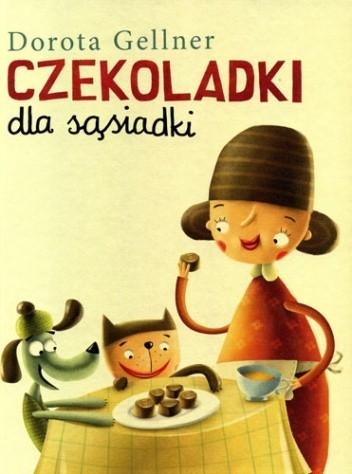 Okładka książki Czekoladki dla sąsiadki