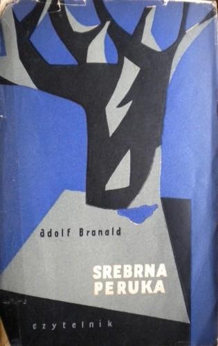 Okładka książki Srebrna peruka