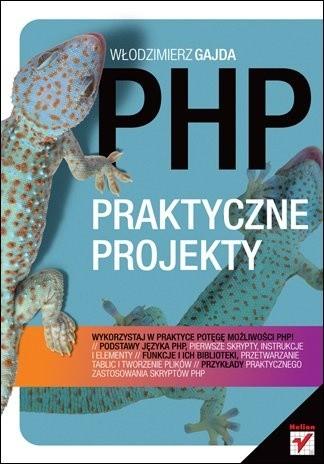 Okładka książki PHP Praktyczne projekty