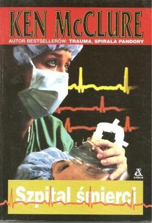 Okładka książki Szpital śmierci